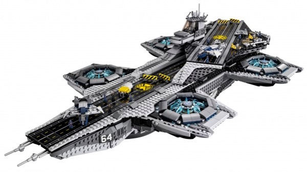 Lego helicarrier photo3 full