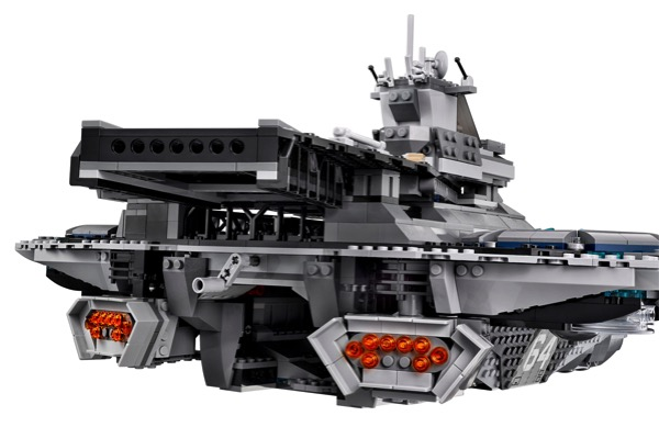 Lego helicarrier photo5 full