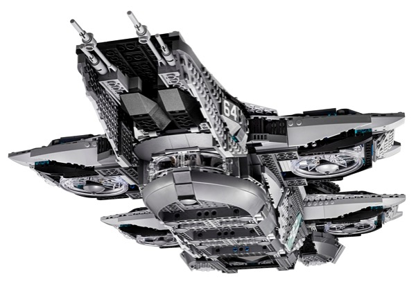 Lego helicarrier photo6 full