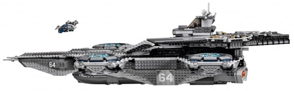 Lego helicarrier photo7 full