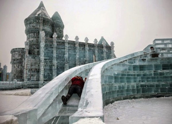 The 2015 Harbin Ice and Snow Festival 4 640x460