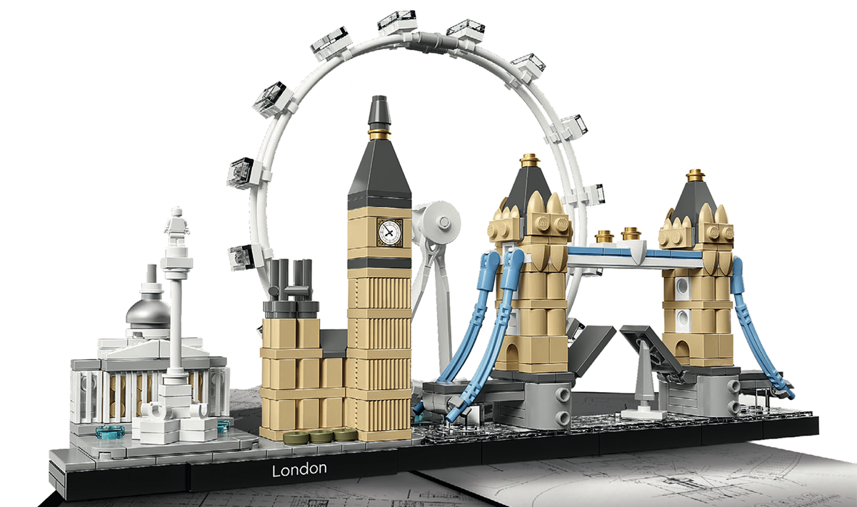 Legoarchitecture london